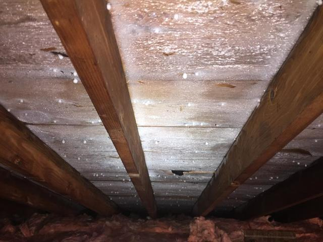 Mold, water damage, or frost in your attic are symptoms of a larger problem!  Home Environment Solutions can fix...
