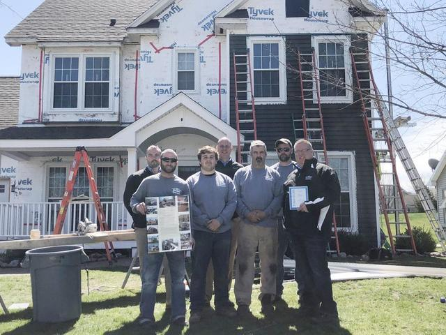 Local Roofing Company Wins Another Award News And