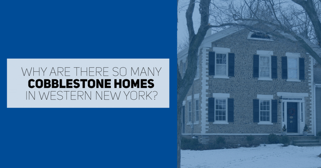 We recently completed an exterior restoration of a gorgeous cobblestone farmhouse in Wayne County, and it piqued our interest...