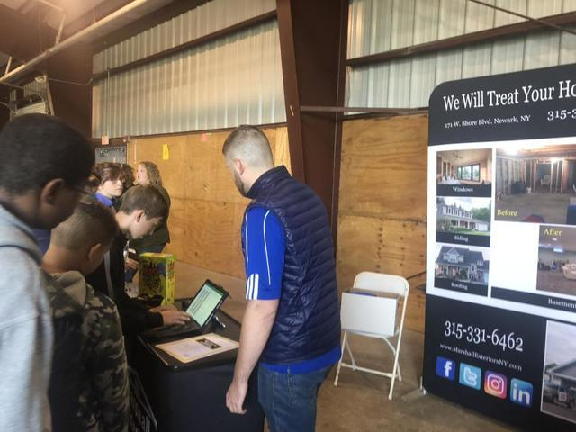 This event featured hands-on activities and demonstrations by professionals from local businesses and higher education institutions. The reason behind the...