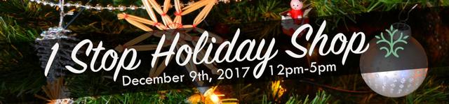 1 Stop Holiday Banner