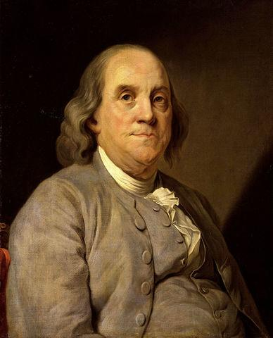 Ben Franklin never said it