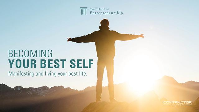 Larry Janesky's 10th HVA: Become Your Best Self