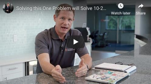 Solving this One Problem will Solve 10-20 Other Problems