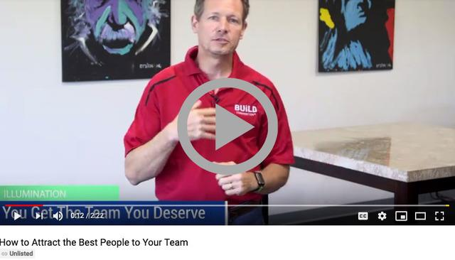 Team You Deserve Video