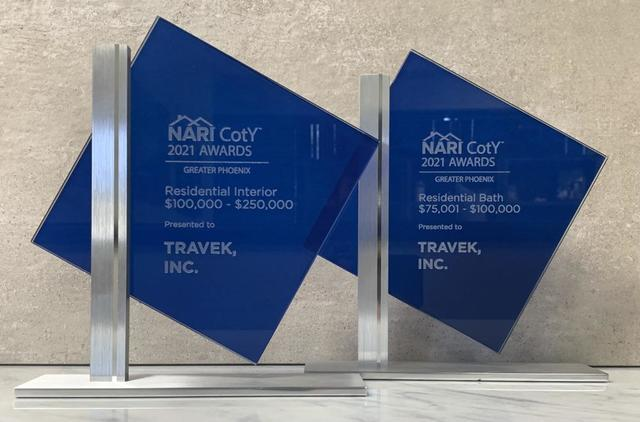 TraVek Honored at the 2021 CotY Awards!