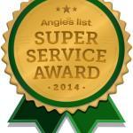 Angie's List Super Service Award Winners!