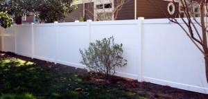 Imagine owning a fence that never rots, fades, splinters, or warps