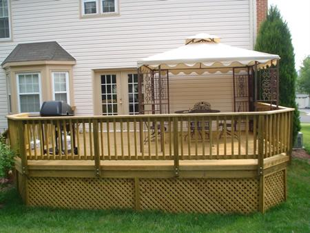 When choosing a durable material for your Northern Virginia deck, look no further than pressure-treated wood. Known for its rot...