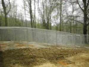 NEED A DOG KENNEL? WE INSTALL THEM!