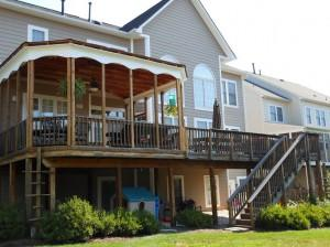 DOES YOUR DECK NEED A MAKEOVER?