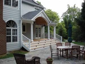 Latest Porch and Patio work!