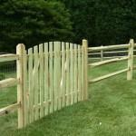 When considering a split rail fence for your home, consider the benefits of red cedar wood over traditional materials such...