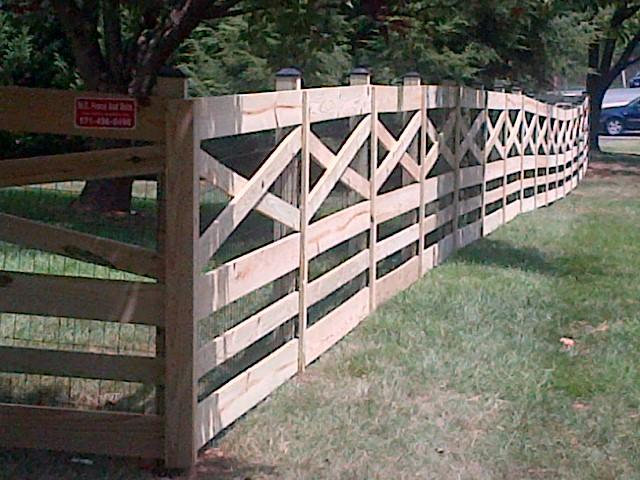 What is the Right type of wood fence for you home?