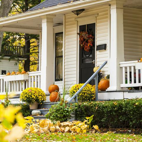 Dress Up Your Home for Fall!