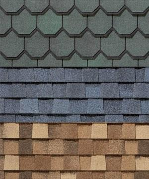 The Differences in Shingles