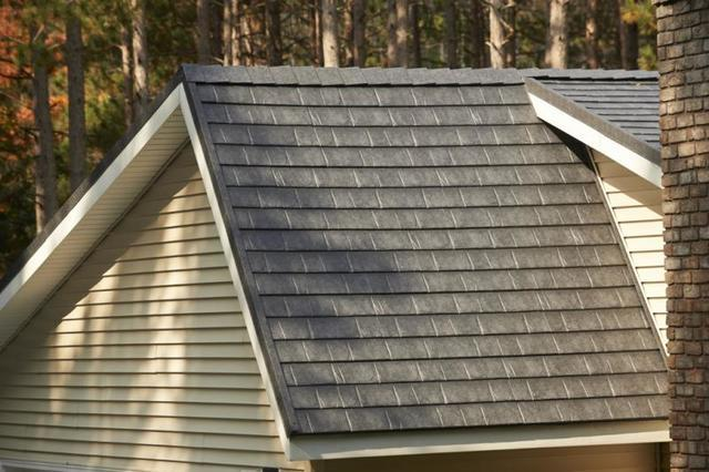 The history of slate roofing - maintenance free metal...