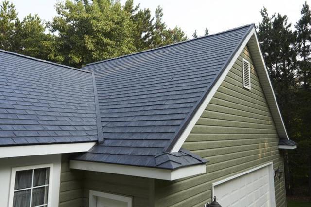 metal slate roofing