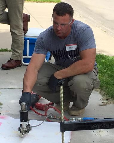 The Affordable and Permanent Solution to Repairing Concrete