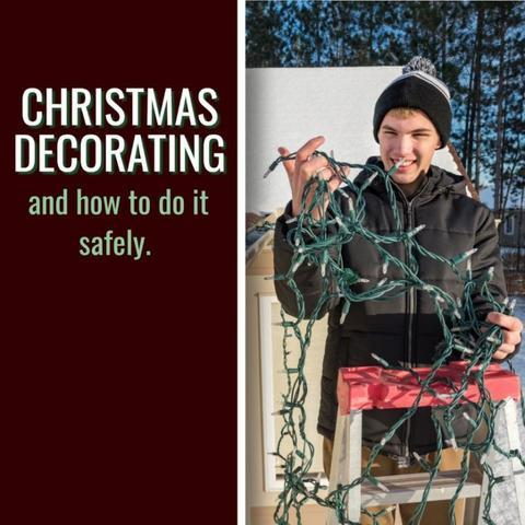 'Tis the season to hang holiday lights, do you know how to do it safely and efficiently?...