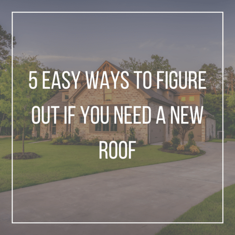 Have you ever wondered if you need a new roof? Replacing your roof is easy to overlook when there are...