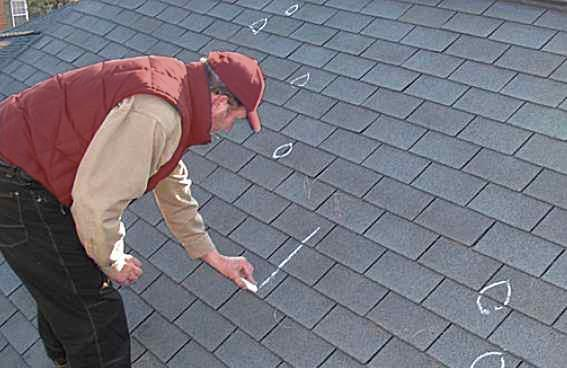 Arrow Renovation\'s ROOFING TEAM has FREE Hail Damage Inspections! - Image 1