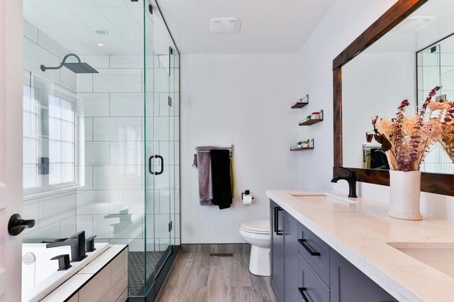 Bathroom renovation refresh