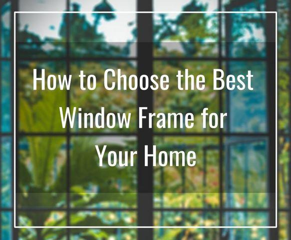 Considering replacing your windows? New windows can be energy efficient and add to your home's curb appeal.
