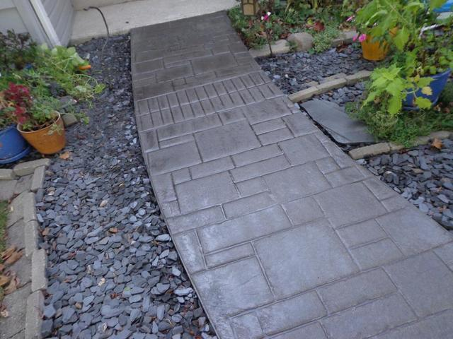 Stamped Concrete for Patios Driveways and More - Image 3