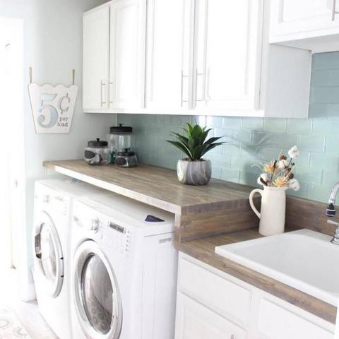 How to Revamp Your Outdated Laundry Room - Image 6