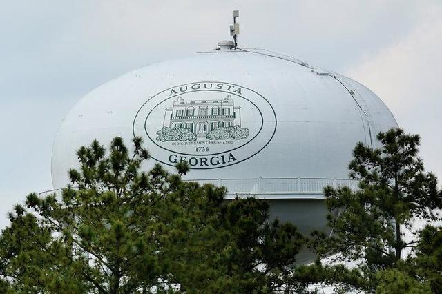 A 4.4 magnitude earthquake hit Augusta, Ga. on Friday and the impact may have caused damage to a water tower...