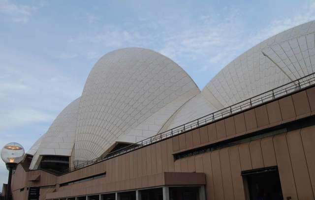 The University of Technology in Sydney, Australia, has created a new roof material made up of layers of specialized plastics...