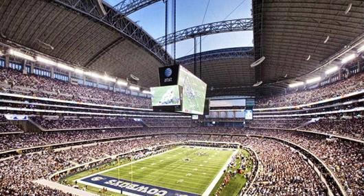 Why retractable roofs are less advantageous for football stadiums