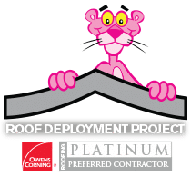 ARAC Roof It Forward an Owens Corning Platinum Contractor is proud to donate a new roof to a veteran in-need...