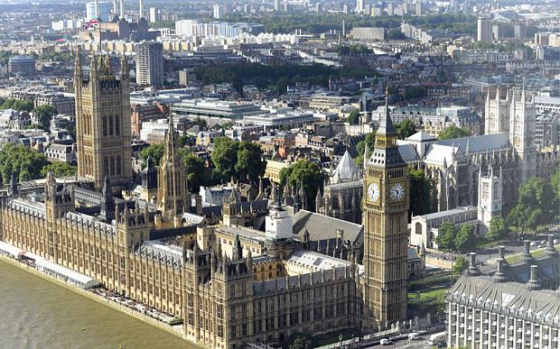 Roof work, repairs on Palace of Westminster to cost $4.66B