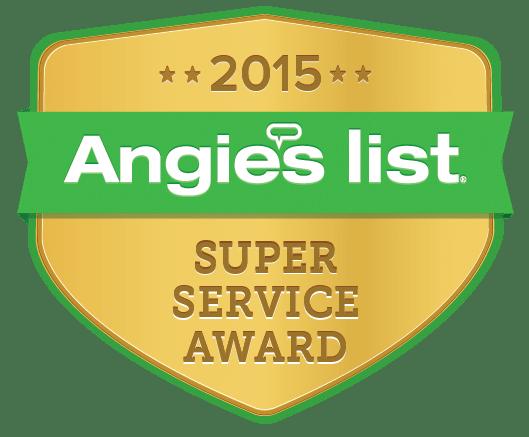 ARAC Roof it Forward Wins Angie's List Super Service Award