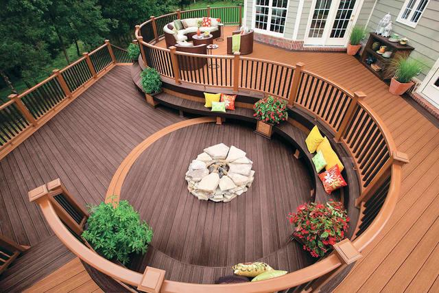 5 Ways To Customize Your New Deck
