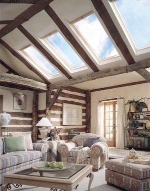 Lighten And Brighten Your Home With Strategically Placed Skylights