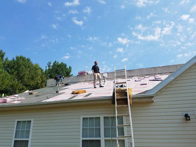 Please understand that this is a general overview of what to expect during your roofing installation with Professional Grade Roofing...