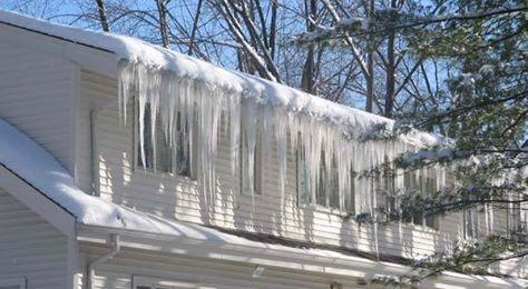 If you are having issues with ice dams after the latest storm, we can get you out of your jam....