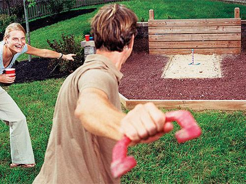 10 DIY Weekend Backyard Projects