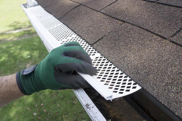 Fall Property Upgrades: The Benefits of Gutter Guards