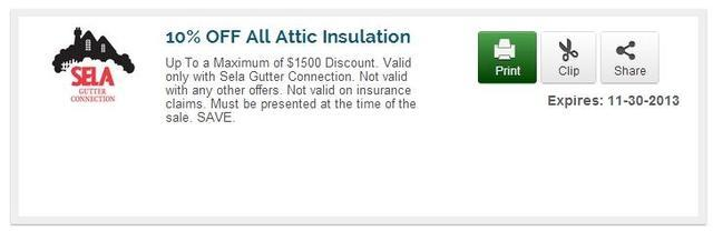 It is starting to get cold outside! If you haven't all ready insulated your attic, now is the perfect time...
