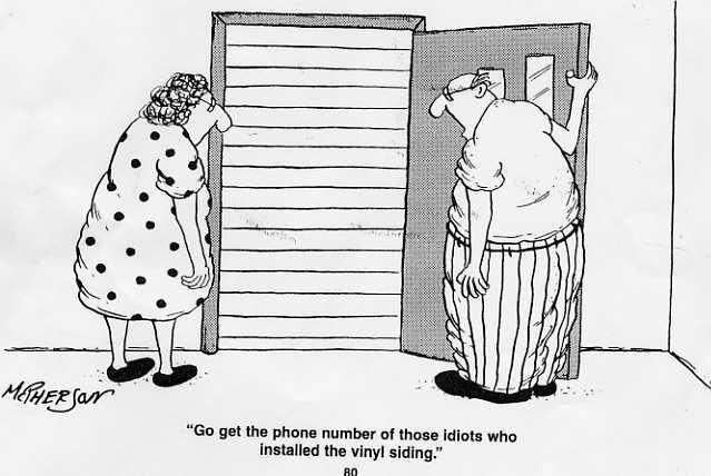 We promise you won't have this problem if you call us!...
