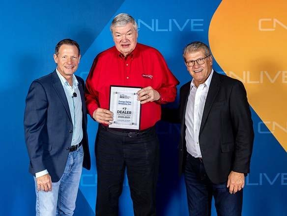 Energy Swing Recognized for the Second Time as the #7 Dealer for Total Base...