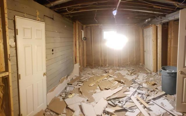 Drywall Damage Kenmore 2019