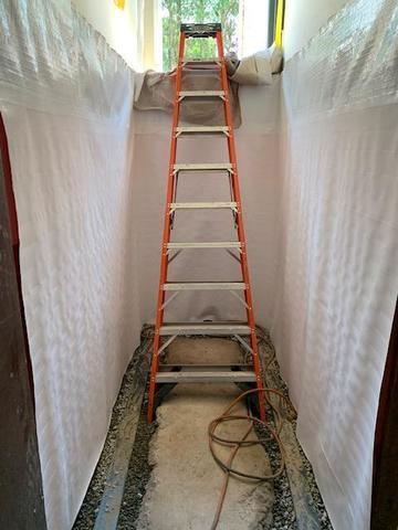 Replacing Stairs