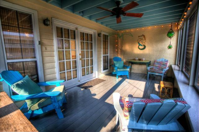 A Story of a  Screened-In-Porch