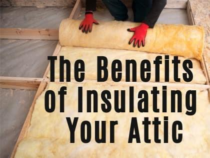 Your attic does much more for your home than storing your stuff. It is designed to provide a...