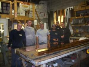 Fabrication-Shop--GF Sprague-Boston-Ma